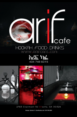 Arif Lounge - Black Owned