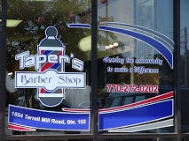 Taper's Barbershop - Black Owned