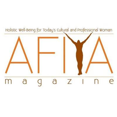 AFIYA Magazine - Black Owned
