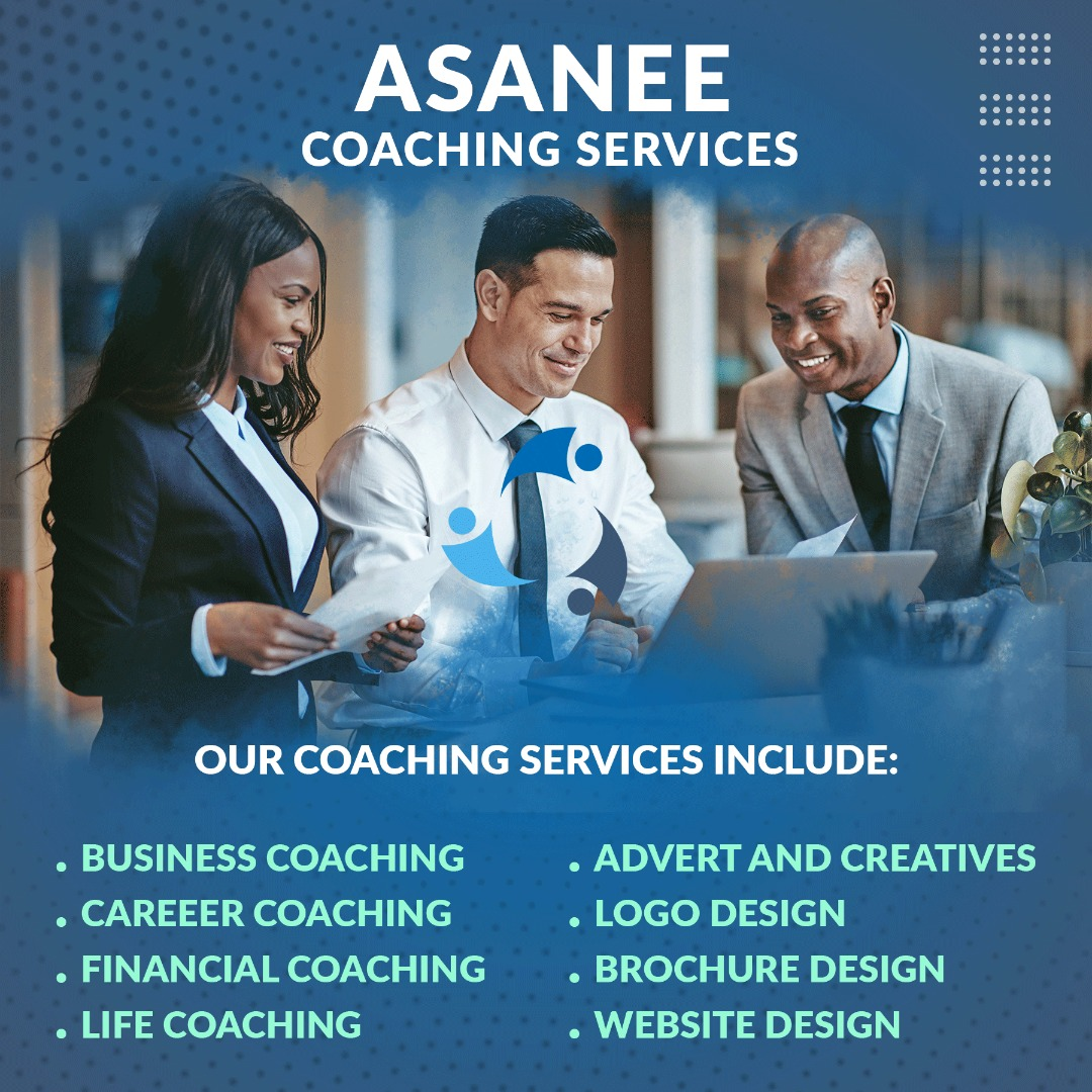Asanee Coaching Services - Black Owned