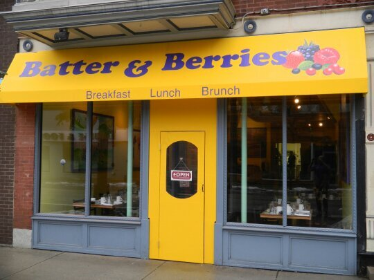 Batter and Berries - Black Owned