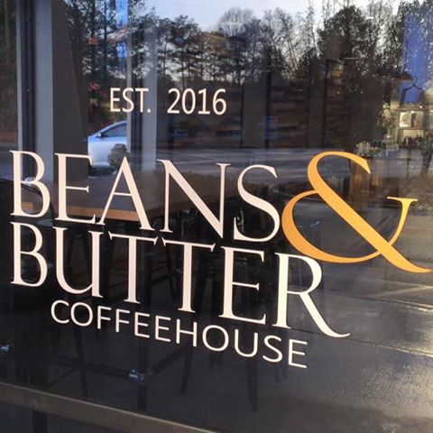 Beans and Butter Coffeehouse - Black Owned