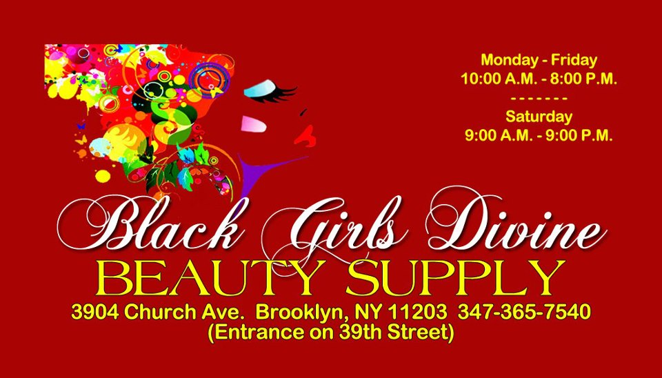 Black Girls Divine Beauty Supply And Salon - Black Owned