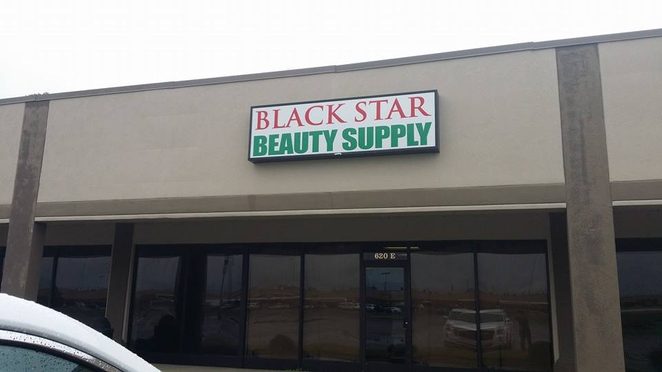 Black Star Beauty Supply - Black Owned