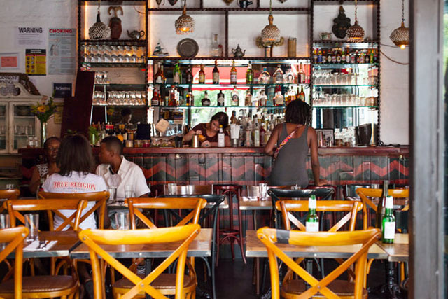 Cafe Rue Dix - Black Owned