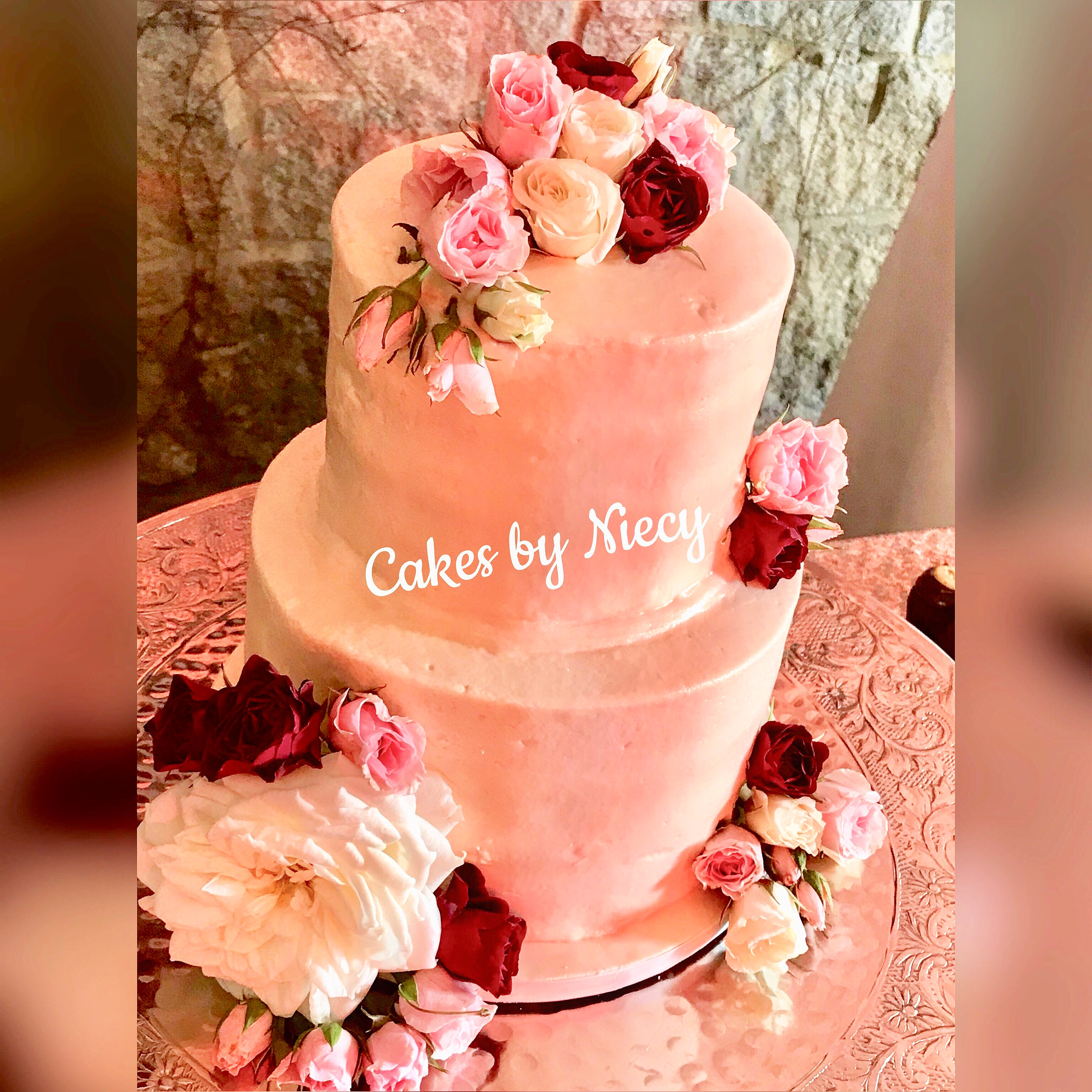 Cakes by Niecy - Black Owned