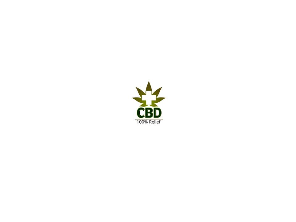 CBD 100% Relief - Black Owned
