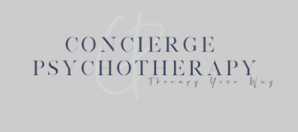 Concierge Psychotherapy
