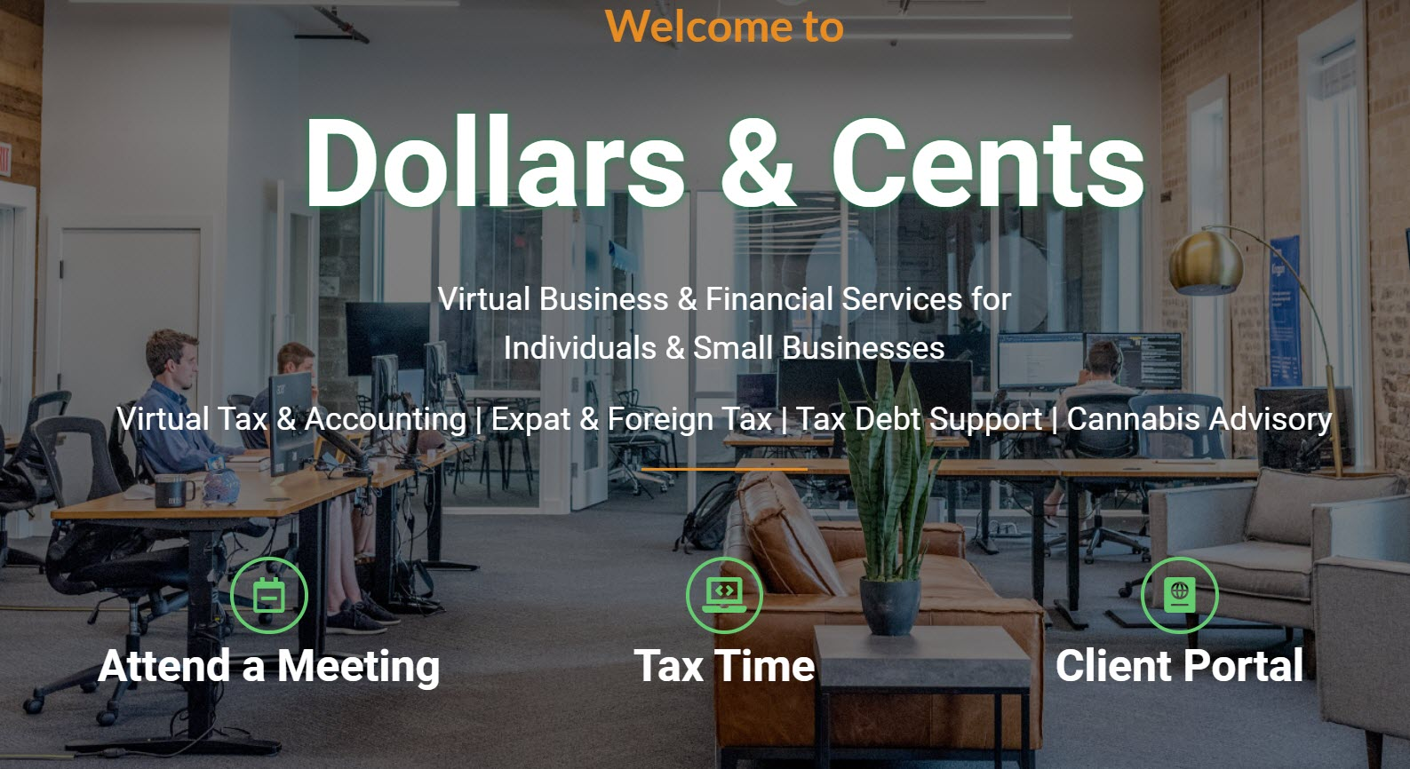 Dollars & Cents Tax and Accounting - Black Owned