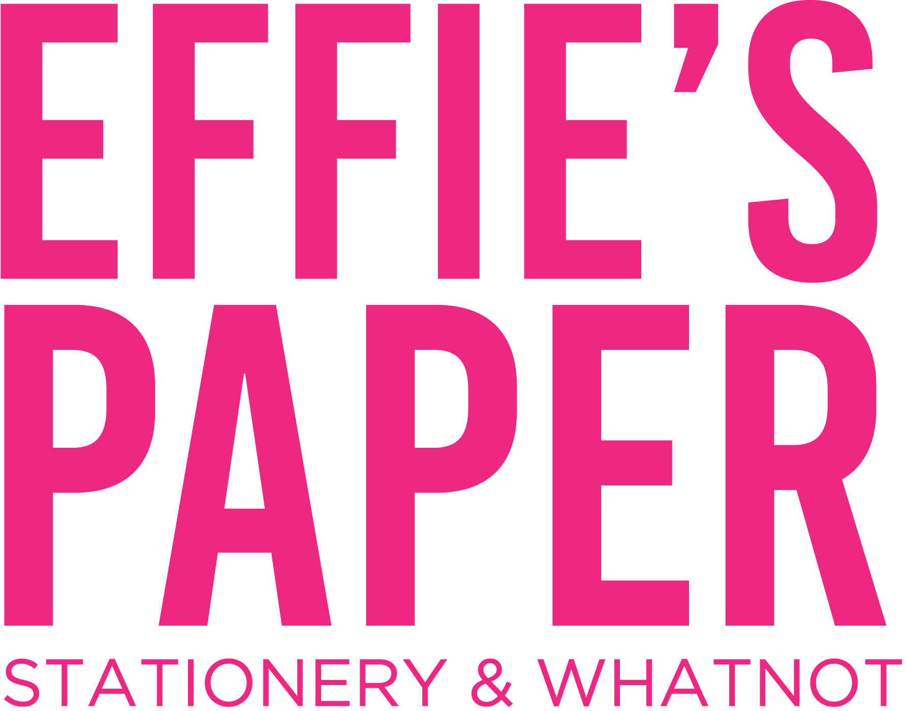 Effie's Paper::Stationery&Whatnot - Black Owned