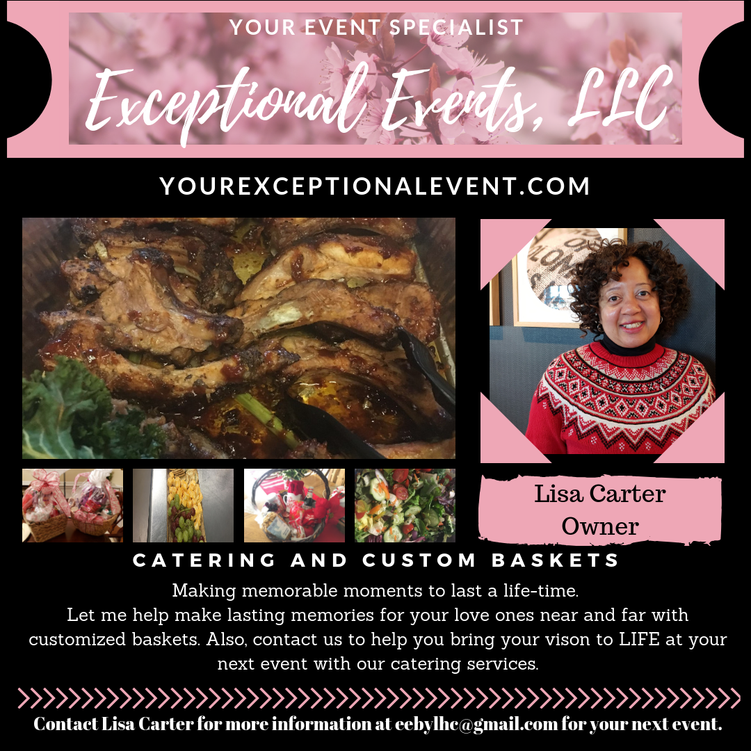 Exceptional Events, LLC - Black Owned