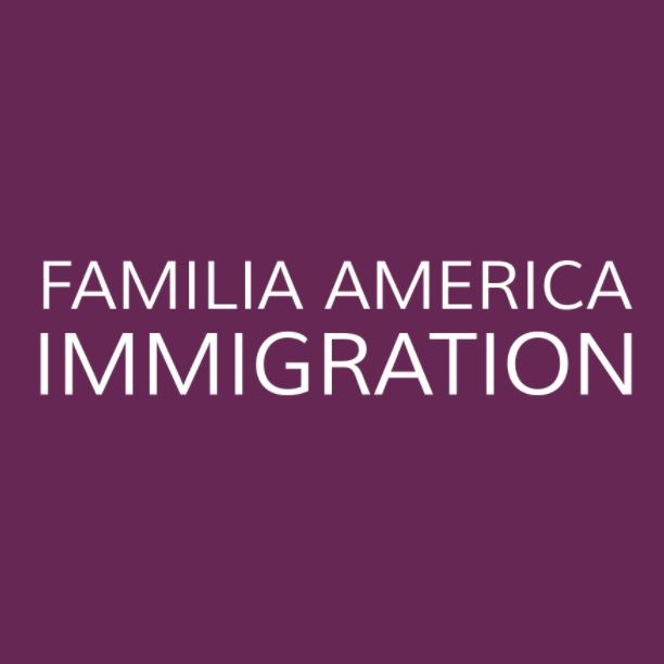Familia America Immigration - Black Owned