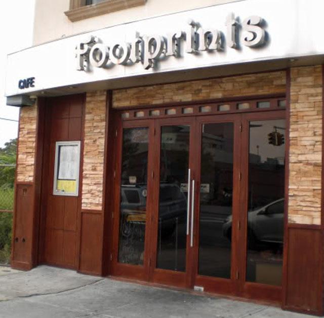 Footprints Cafe - Black Owned