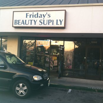 Friday's Beauty Supply - Black Owned