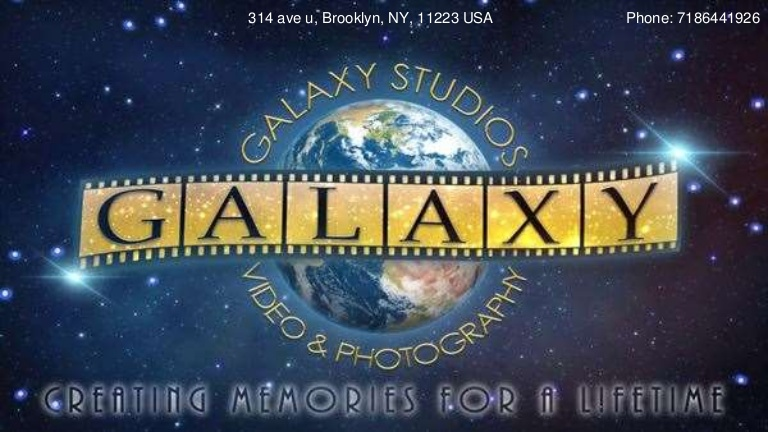 Galaxy Studios - Black Owned