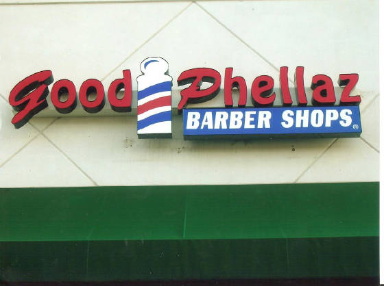 Good Phellaz Barber Shops