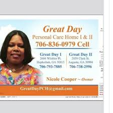 Great Day Personal Care Home - Black Owned