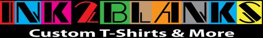 Ink 2 Blanks - Black Owned