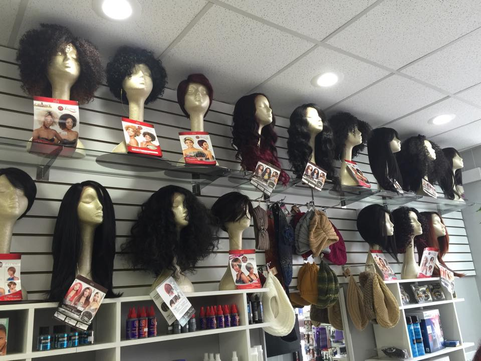 Jewel's Beauty Supply - Black Owned