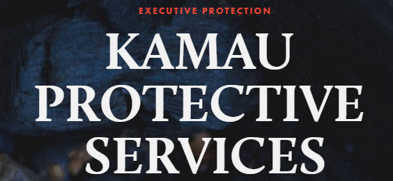 Kamau Protective Services LLC - Black Owned