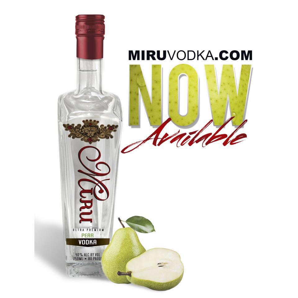 Miru Vodka - Black Owned