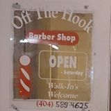 Off The Hook Barber Shop - Black Owned