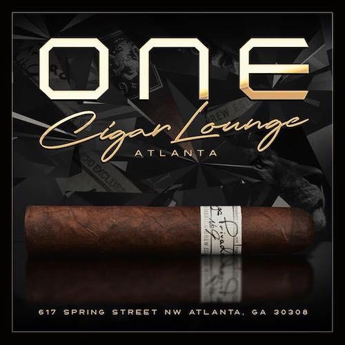 One Cigar Bar - Black Owned