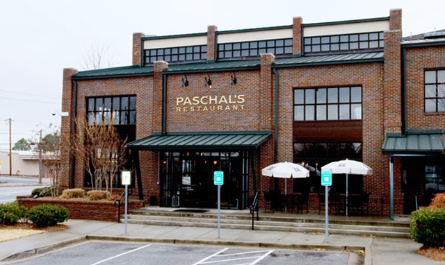 Paschal's Restaurant - Black Owned
