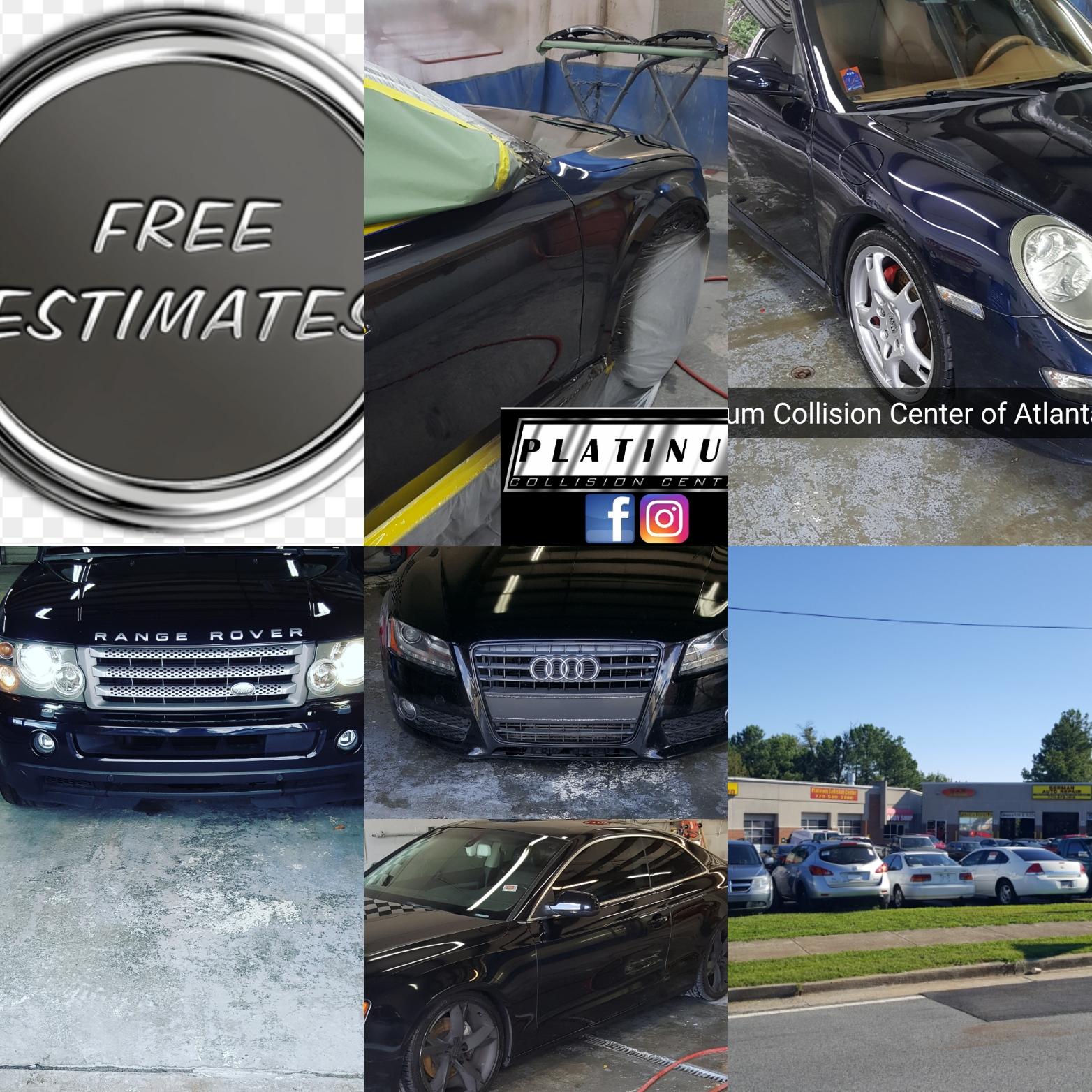 Platinum Collision Center of Atlanta, LLC - Black Owned