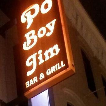 Po Boy Jim - Black Owned