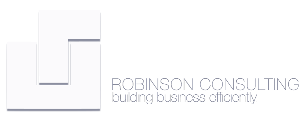 Robinson Consulting, LLC - Black Owned