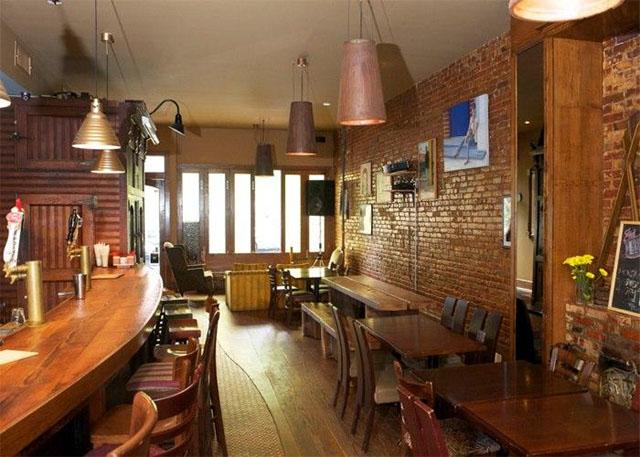 Rustik Tavern - Black Owned