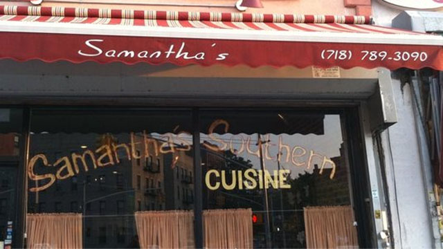 Samantha's Southern Cuisine - Black Owned