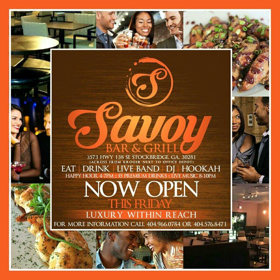 Savoy Bar and Grill - Black Owned