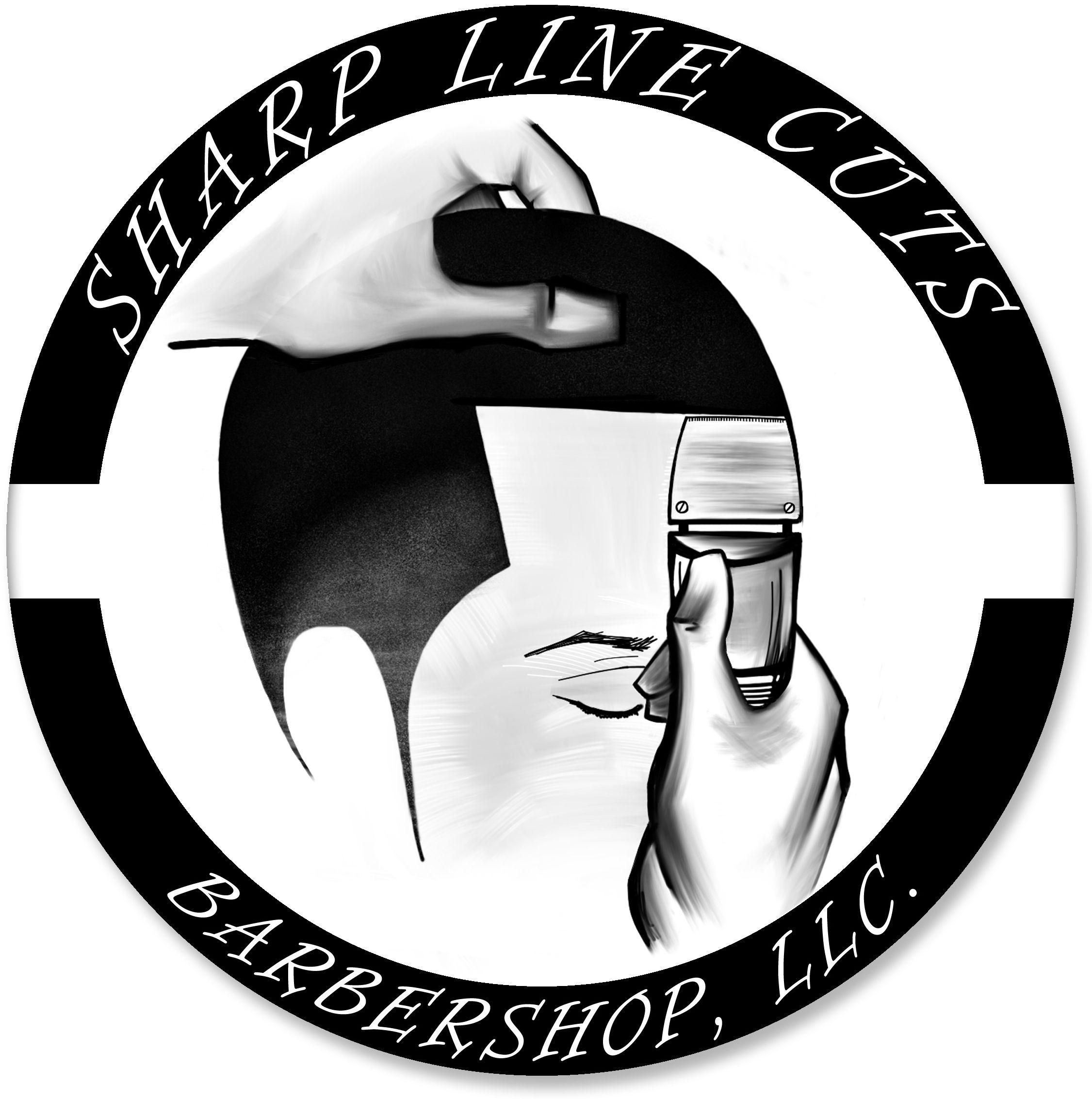 Sharp Line Cuts Barber Shop - Black Owned