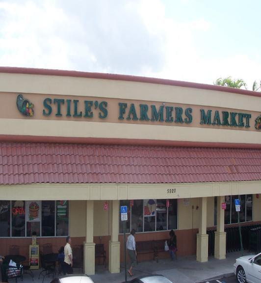 Stiles Farmer's Market - Black Owned