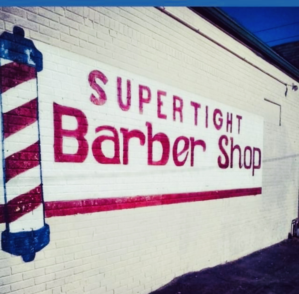 Super Tight Barbershop - Black Owned
