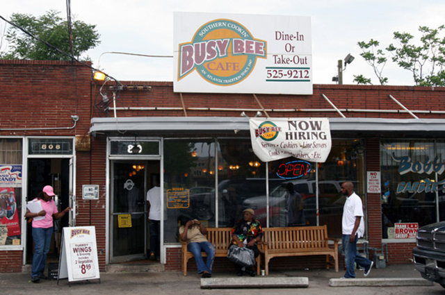 The Busy Bee Cafe - Black Owned