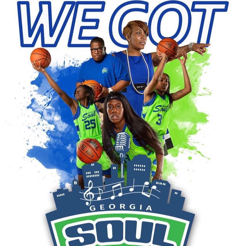 The Georgia Soul Women's Baskteball Organization - Black Owned
