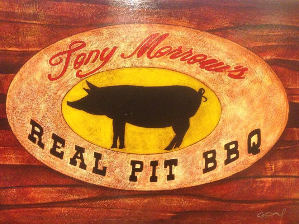 Tony Morrow's BBQ - Black Owned