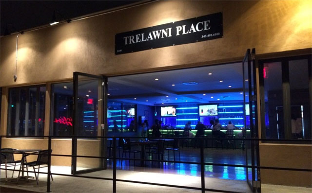 Trelawni Place Seafood Bar and Grill - Black Owned