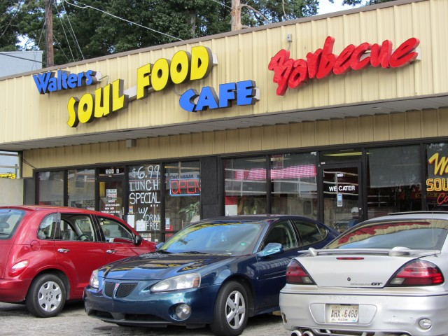 Walter's Express Soul Food - Black Owned
