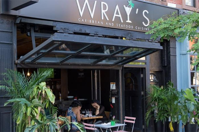 Wray's Restaurant - Black Owned